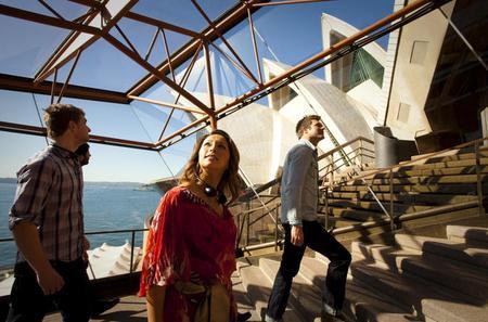 Sydney Shore Excursion: Sydney Opera House Walking Tour