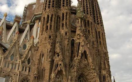 La Sagrada Familia to Playa de la Barceloneta