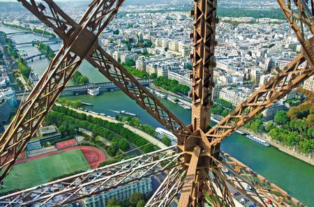 Behind-the-Scenes Eiffel Tower Tour Including Champ de Mars' Underground Bunker
