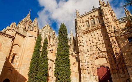 Madrid, Avila and Salamanca 2-Day Tour
