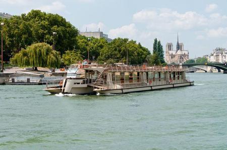 Seine River Cruise: Bateaux Parisiens Sightseeing Cruise
