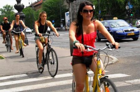 Small-Group Prague Bike Tour Including Old Town, Vltava River and Wenceslas Square
