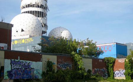 Berlin Cold War Teufelsberg Tour