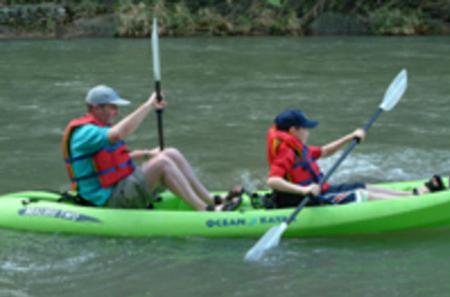 River to Ocean Kayaking Adventure