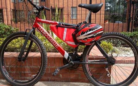 Bogotá: Full-Day Bike Rental