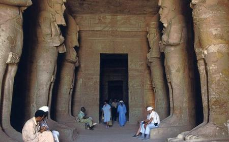 From Aswan: Abu Simbel Full-Day Trip by Private Car