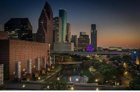 Houston Nights Sightseeing Tour