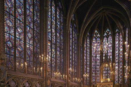 Skip the Line: Sainte Chapelle in Palais de la Cité