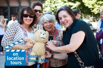 Boston TV and Movie Sites Walking Tour