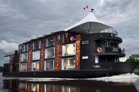 4-Day Amazon River Luxury Cruise from Iquitos on the 'Aria'