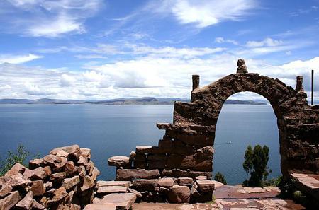 Lake Titicaca and Sun Island Overnight Catamaran Cruise from Puno
