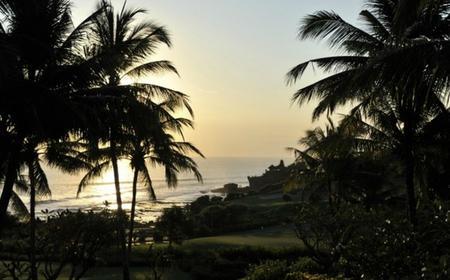 Bali Tanah Lot Private Sunset Tour