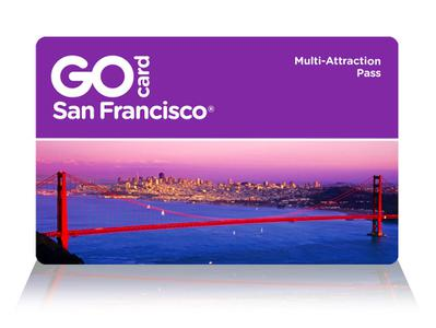 Go San Francisco Card - San Franciscos Best Attraction Pass