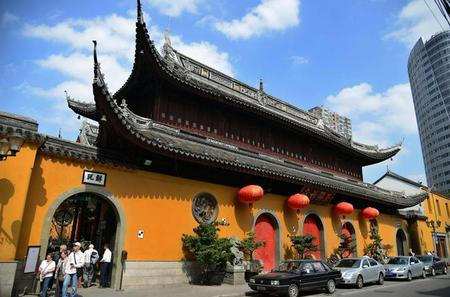 Half Day Group Tour: Afternoon Shanghai