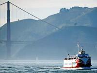 San Francisco Golden Gate Bridge to Bay Bridge Cruise