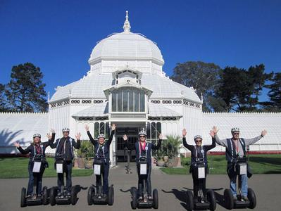 Golden Gate Park Segway Tour