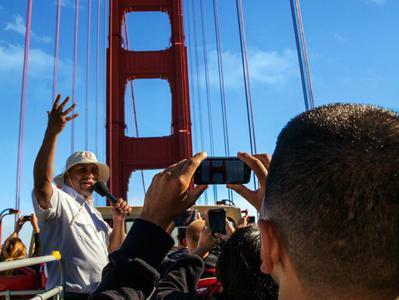 Big Bus Tour of San Francisco