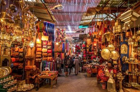 Secrets of the Medina: Half-Day Shopping Tour in Marrakech