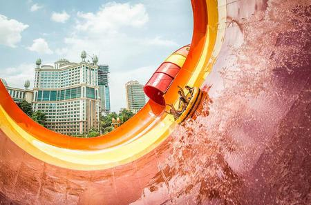 Sunway Lagoon One-Day Admission Tickets With Transfer