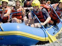 White Water Rafting from San Jose