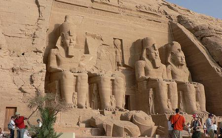 Abu Simbel and Aswan 2-Day Tour from Luxor