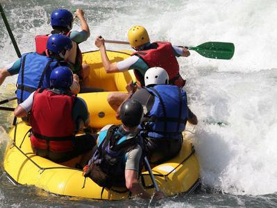 Rafting Tour Apuzunga