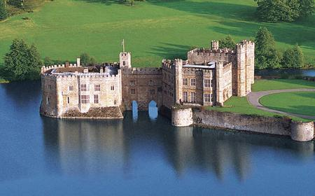 Leeds, Canterbury, Dover, Greenwich New Year's Day Tour