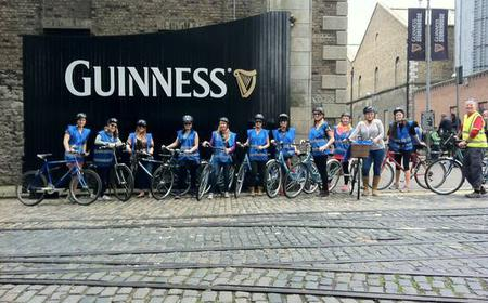 Dublin 3-Hour Guided Bike Tour