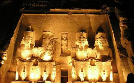 Abu Simbel Day Tour by Plane from Cairo