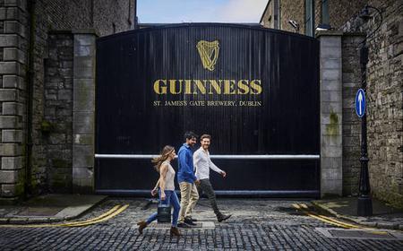 Dublin: Guinness Storehouse Connoisseur Experience