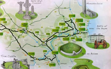 Newgrange, Monasterboice, and Hill of Tara: Full-Day