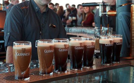Guinness Storehouse, Jameson Distillery & Temple Bar