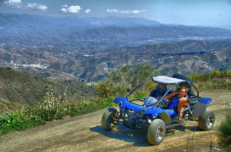 Malaga Shore Excursion: Panoramic Buggy Tour with Wine Tasting in a Historical Cellar