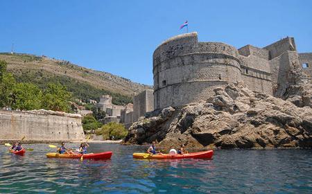 Dubrovnik 3-Hour Guided Sea Kayaking Tour