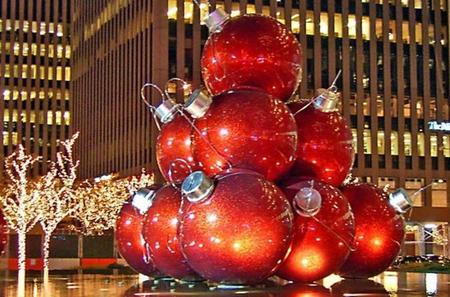 Christmas in the City - A Big Apple Private Tour