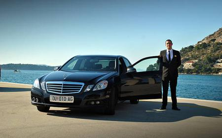 Dubrovnik Airport Private Transfer
