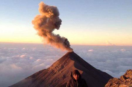 Acatenango Volcano Hike from Antigua