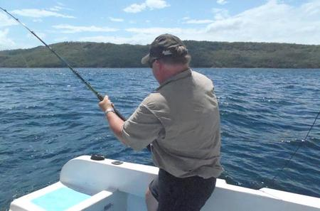 Half-Day Sport Fishing in the Papagayo Gulf