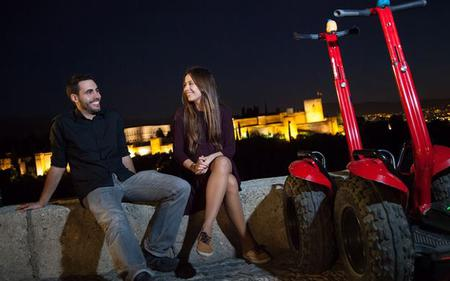 Granada Segway Night Tour