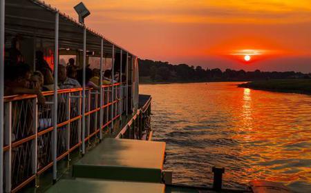 Dresden: Marine by Night Illuminations Tour