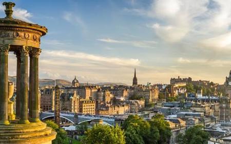 Edinburgh City Full-Day Shore Excursion