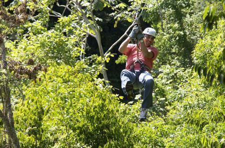 Zipline, Tubing and ATV Safari Adventure from Montego Bay