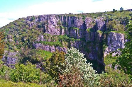 Burrington Combe to Cheddar Gorge Caving and Hiking Day Tour from Bristol