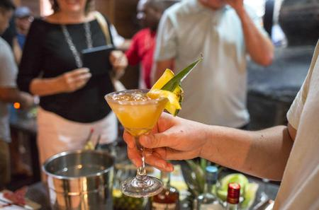 Mount Gay Rum and Cocktail Tour in Barbados