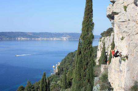 Split Rock Climbing Tour