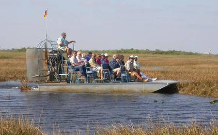 5-Hour Everglades Adventure from Fort Lauderdale