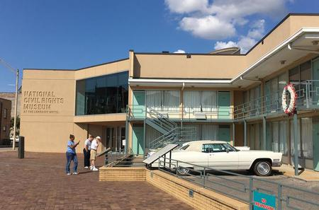 Memphis African American Heritage Tour With Transportation