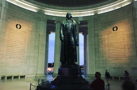 DC National Mall Evening Walking Tour