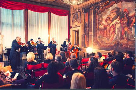 Venice Music Gourmet Concert and Dinner in a Venetian Palace