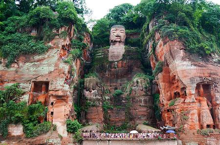 Chengdu Full Day Private Tour Of Leshan Giant Buddha With Lunch